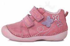 Auliniai D.D. step rožiniai batai 19-24 d. 015166bu