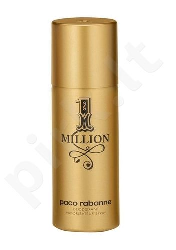 Dezodorantas vyrams Paco Rabanne 1 Million, 150ml