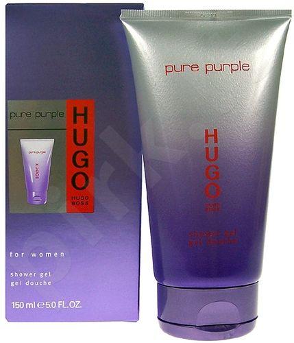 Hugo Boss Pure Purple, dušo želė moterims, 150ml