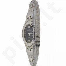 Moteriškas laikrodis Romanson RM2126 LW BK