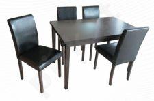 IDAHO stalas + 4 kėdės