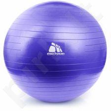 Gimnastikos kamuolys  Meteor 75cm violetinis 31175