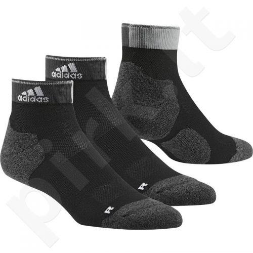 Kojinės Adidas Run Energy Ankle Thin Cushioned 2p  AA6018
