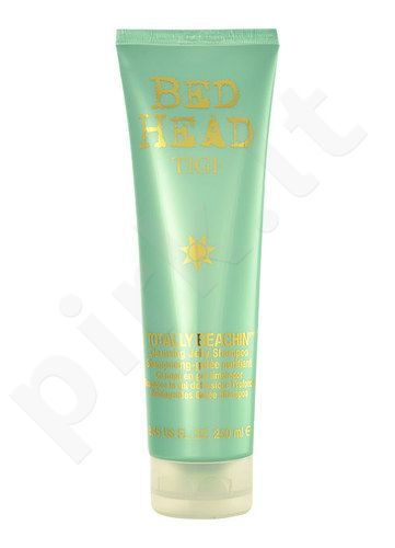 Tigi Bed Head Totally Beachin šampūnas, kosmetika moterims, 250ml