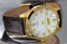 Universalus laikrodis BISSET Iroco BS25B55 MG WH BK