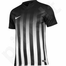 Marškinėliai futbolui Nike Striped Division II M 725893-010