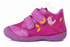 Auliniai D.D. step violetiniai batai 20-24 d. 015165u
