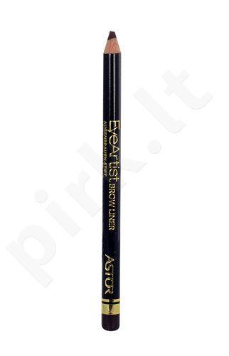 Astor Eye Artist Brow akių pieštukas, antakių, kosmetika moterims, 1,7g, (081 Brown)