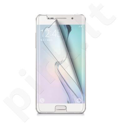 Samsung Galaxy S6 Edge ekrano plėvelė Celly permatoma