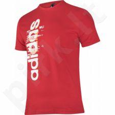 Marškinėliai Adidas Essential Linear M AY7181
