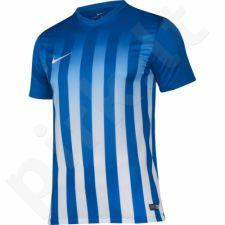 Marškinėliai futbolui Nike Striped Division II M 725893-463