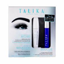 Talika Platinium, Lipocils, rinkinys blakstienų priežiūrai moterims, (Daily and Night Serum for Eyelashes 17 ml + Night Mask Eye Dream 15 ml)