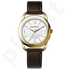 Moteriškas laikrodis Romanson RL1220 LG WH