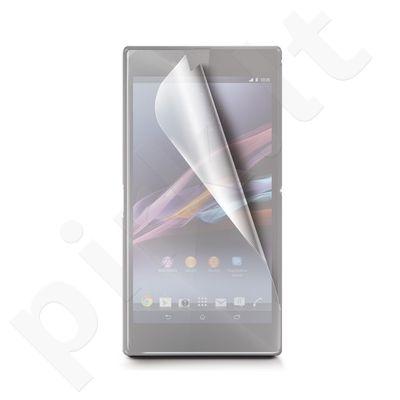 Sony Xperia Z4 ekrano plėvelė Celly permatoma