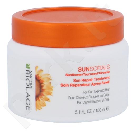 Matrix Biolage Sunsorials Sun atkuriamoji plaukų kaukė, kosmetika moterims, 150ml