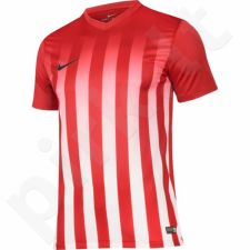 Marškinėliai futbolui Nike Striped Division II M 725893-657
