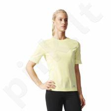 Marškinėliai bėgimui  adidas Supernova W AA0628