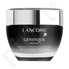 Lancome Genifique Repair Youth Activating Night Cream, 50ml, kosmetika moterims