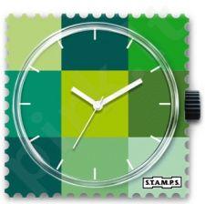 Laikrodis-magnetukas S.T.A.M.P.S.  GREEN FIELDS