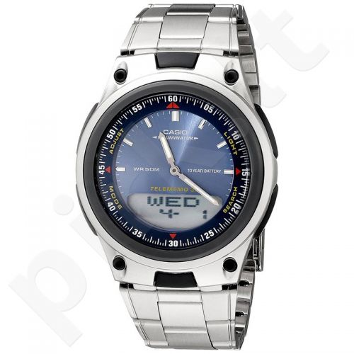 Vyriškas laikrodis Casio AW-80D-2AVES