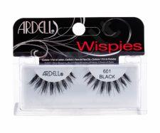 Ardell Wispies, 601, dirbtinės blakstienos moterims, 1pc, (Black)