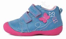 Auliniai D.D. step mėlyni batai 20-24 d. 015166u