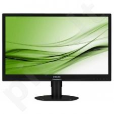 Monitorius Philips S-line 241S4LCB 24'' LED, DVI, HAS, EPEAT Gold, EPA5.0