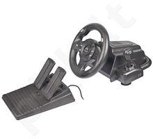 Vairas TRACER Drifter USB/PS2/PS3 + žaidimas