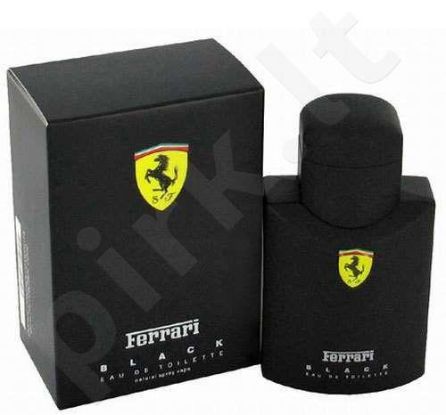 Ferrari Black Line, tualetinis vanduo (EDT) vyrams, 75 ml