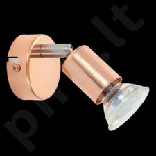 Taškinis šviestuvas EGLO 94772 | BUZZ-COPPER