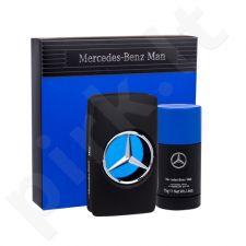 Mercedes-Benz Mercedes-Benz Man rinkinys vyrams, (EDT 50ml + 75g pieštukinis dezodorantas)