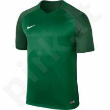 Marškinėliai futbolui Nike Dry Trophy III M 881483-302