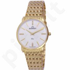 Moteriškas laikrodis BISSET BSBE54GIWX03BX