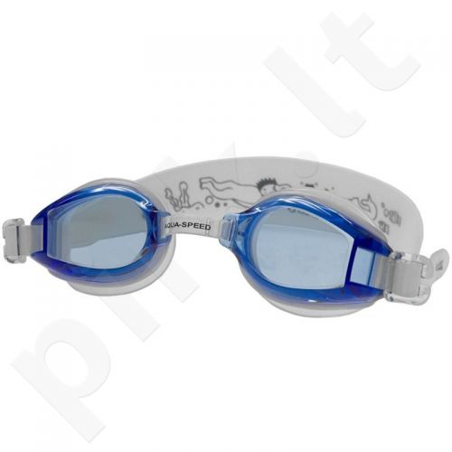 Plaukimo akiniai Aqua-Speed Accent 61 /054