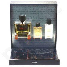 Hermes Terre D Hermes Parfum rinkinys vyrams, (perfume 75ml + 40ml losjonas po skutimosi + 12,5ml perfume)