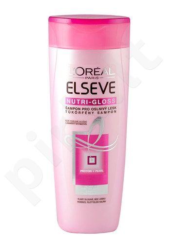 L´Oreal Paris Elseve Nutri-Gloss šampūnas, kosmetika moterims, 400ml
