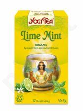 Citrinų ir mėtų arbata YOGI TEA, 17 vnt