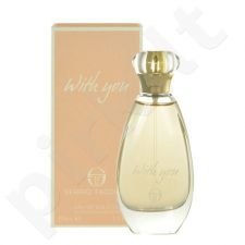Sergio Tacchini With You, EDT moterims, 50ml