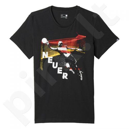 Marškinėliai Adidas Neuer Graphic M AI5649