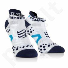 Kojinės Compressport Racing Socks V2 Run RSLV211-00BL