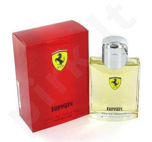 Ferrari Scuderia Ferrari Red, tualetinis vanduo vyrams, 75ml
