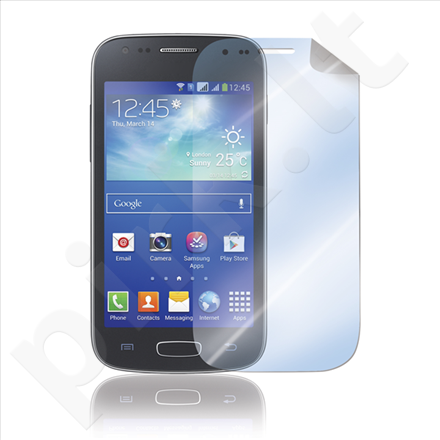 Celly Screen Protector PERFETTO for Samsung Galaxy Ace 4/ Defect-free installation