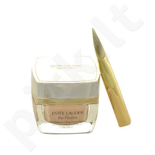 Esteé Lauder Re Nutriv Ultra Radiance Creme Makeup SPF15, makiažo pagrindas, kosmetika moterims, 30ml, (2W2 Rattan)