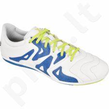 Futbolo bateliai Adidas  X 15.3 IN M Leather S74656