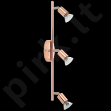 Taškinis šviestuvas EGLO 94774 | BUZZ-COPPER