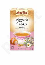 Arbata moterims YOGI TEA, 17 vnt