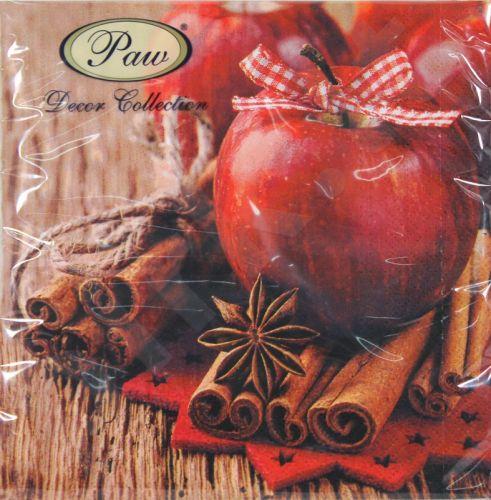 Servetėlės Christmas Apple
