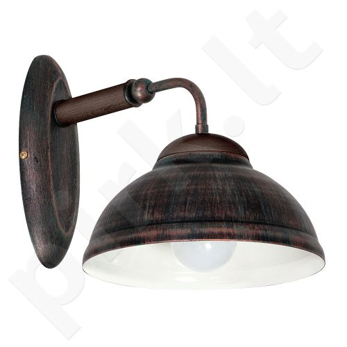 Sieninis šviestuvas 42-7518 iš serijos Folk