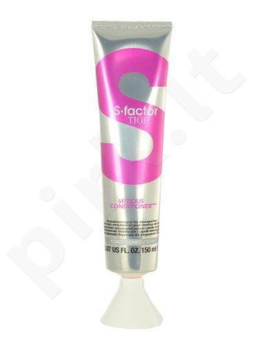 Tigi S Factor Serious kondicionierius, kosmetika moterims, 150ml