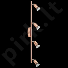 Taškinis šviestuvas EGLO 94775 | BUZZ-COPPER